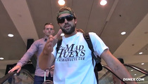 Brody Jenner -- Don't Ask Me About Kim Kardashian ... FLIPS OUT on Photog (VIDEO)