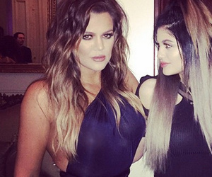Khloe, Kim, Kylie & Kris All Attend French Montana's Birthday Bash