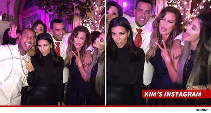 Who does kim kardashian dating now