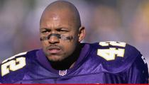 Ex-NFL Star Orlando Thomas -- Dead at 42 ... After Battle with A.L.S.