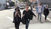 Kyle Richards - Daughter Alexia Worse for Wear After Dog Bite