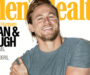 Charlie Hunnam Is Shirtless and Smokin' Hot in Men's Health!