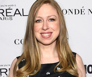 Chelsea Clinton Shows Off Slim Post-Baby Body on the Red Carpet