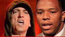 Eminem -- I'll Punch Lana Del Rey ... Like Ray Rice