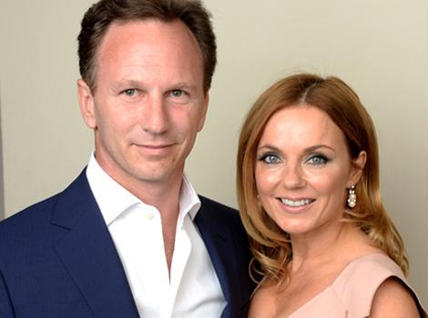 Spice Girls' Geri Halliwell Engaged to Formula 1 Racer Christian Horner