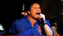 Survivor Singer Jimi Jamison -- Death Due To Meth