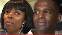 Tyler Perry Star Tasha Smith -- I'm Convinced My Husband Will Kill Me