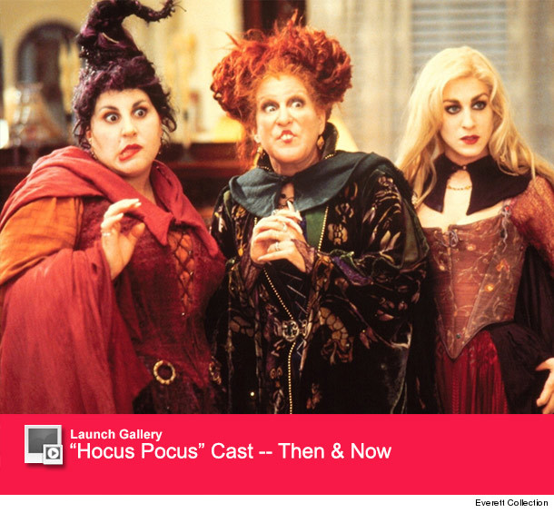 """Bette Midler Is Ready For """"Hoc..."""