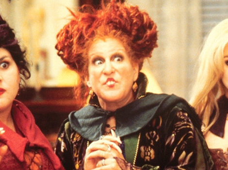 "Bette Midler Is Ready For ""Hocus Pocus 2"" -- But She Needs Your Help!"