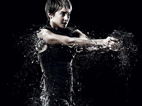 "Shailene Woodley Goes Total Action Star In ""Divergent: Insurgent"" Trailer"
