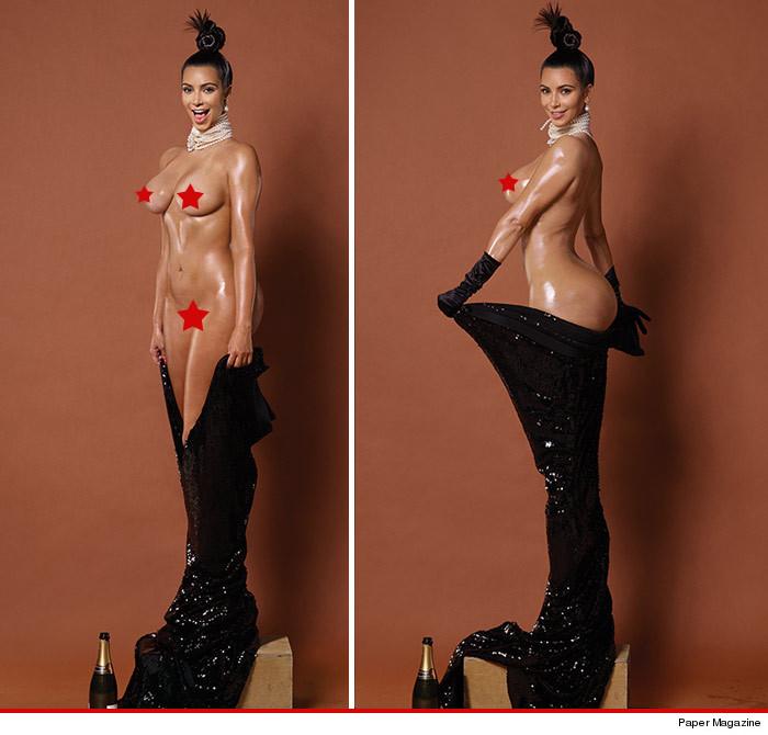 Vigina kim kardashian nude