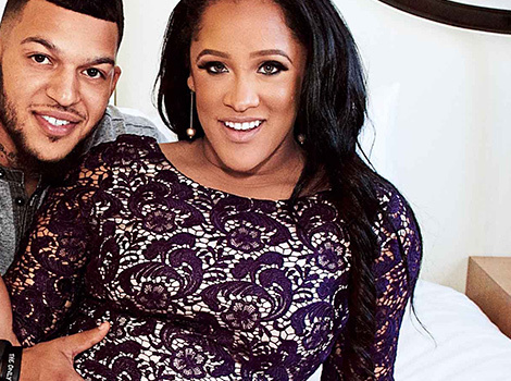 """Bad Girls Club"" Star Natalie Nunn Pregnant With First Child"