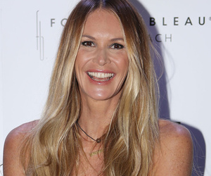 Elle Macpherson, 50, Looks Flawless at Ocean Drive Magazine Party