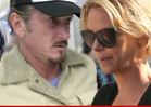 Sean Penn and Charlize Theron -- Cops Called Over Her Screaming Son