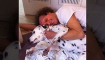 Richard Simmons -- Beloved Dog's Death Triggered Emotional Crisis
