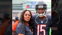 Brandon Marshall's Mom -- I'm Honored ... He Would Fight On My Behalf