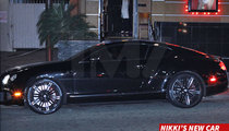 'Love & Hip Hop' Star Mally Mall -- It Wasn't Me, Babe ... But Here's a Sick Car, Anyway