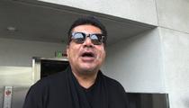 George Lopez -- Latinos Should Boycott Hotel ... Over Housekeeper Mixup