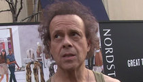 Richard Simmons -- Friends Call BS on 'Spin' That He's OK