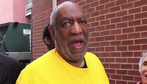 Bill Cosby -- I'm Not Talking About Rape Allegations