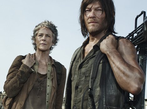 """The Walking Dead"" Diaries: Carol & Daryl Get the Spotlight In ""Consumed"""