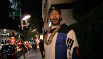 Nipsey Hussle -- Jeopardy Name Drop Was Cool ... Trebek Gets a Hood Pass