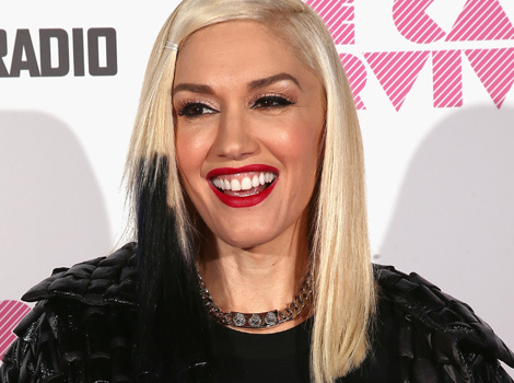 Gwen Stefani Shares Rare Photo of Son Apollo -- And He Looks Just Like Gavin!