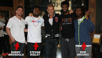 NFL Star Stevan Ridley -- Buys $20k In Bling From Bravo Star ... For Teammates