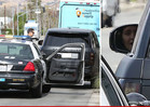 Kylie Jenner -- Ticketed for Driving While Black
