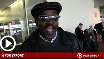 Hip Hop Legend Fab Five Freddy -- Yo! Rapping Athletes ... Don't Do It!!