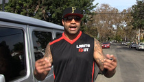 Shawne Merriman -- Advice for Raiders ... FIRE EVERYBODY!!
