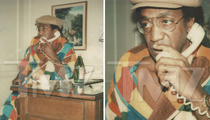 Bill Cosby -- Polaroid of Robed Cosby Before Alleged Janice Dickinson Rape