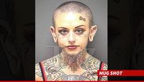 'Ink Master' Contestant -- I Colored My BF's Eye Black ... And Got Busted