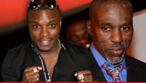 Boxer Kid Chocolate -- Lands First Movie Gig ... I'm Playing Roger Mayweather!!!