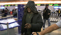 Kanye West -- China-Bound for Next Album ... Yeezus Sequel!!