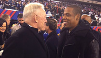 Jay Z -- Dallas State of Mind ... To Support Dez Bryant
