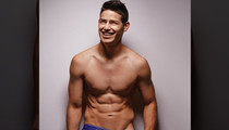 Soccer Star James Rodriguez -- Declares Underwear War on Cristiano Ronaldo