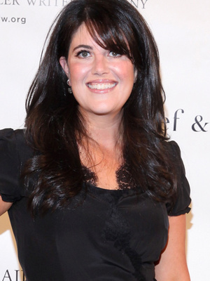 "Monica Lewinsky Will Never Change Last Name, Is ""Not Ashamed"" of Her Past"