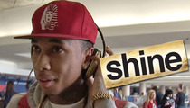 Tyga -- Taking Over Gold Smoking Biz ... With Blunt Force