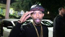 'Moesha' Star Marcus T. Paulk -- Denied From The Club ... No Fame, No Table, No Service
