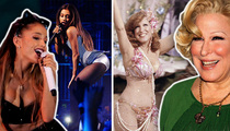 Ariana Grande -- Whore Warning Issued ... From Bette Freakin' Midler