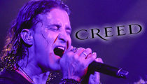 Scott Stapp -- Placed on Psych Hold ... Fears ISIS Attack Against His Kid