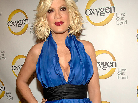"""What's Going on with Tori Spelling's Boobs? Doc Says They're """"Almost As Bad As It Can Be"""""""