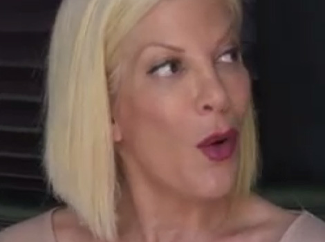 Did Tori Spelling Just Catch Dean McDermott With Another Woman?!