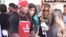 Tyga & Kylie Jenner -- Mission Impossible ... to Believe They're Not Dating