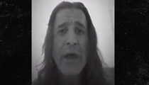 Creed's Scott Stapp -- I'm Homeless and Penniless ... Shocking New Video