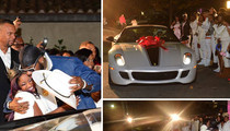 Lil Wayne -- My Daughter Got TWO CARS ... For Her 16th Birthday