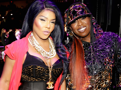 Lil Kim, Missy Elliott & Da Brat Reunite at Soul Train Awards -- See How They've…