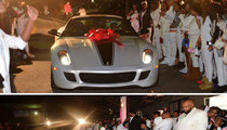 Lil Wayne's Daughter -- My Mom Bought the Ferrari ... Not Weezy!