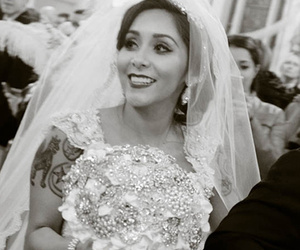See Snooki's Official Wedding Photos: The Dress, Bridesmaids, Rings & Her…